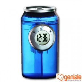 Lattina Orologio ad acqua H2O - Powerplus